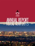 FY15 Annual Report Cover 120X155