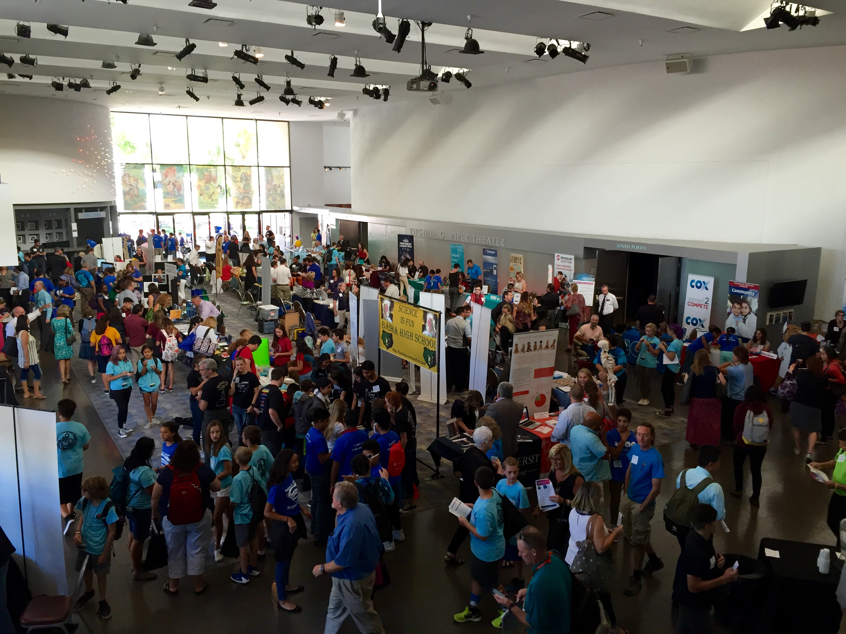 Arizona SciTech Kickoff Event Attracts 1,200 Attendees and 80 Organizations