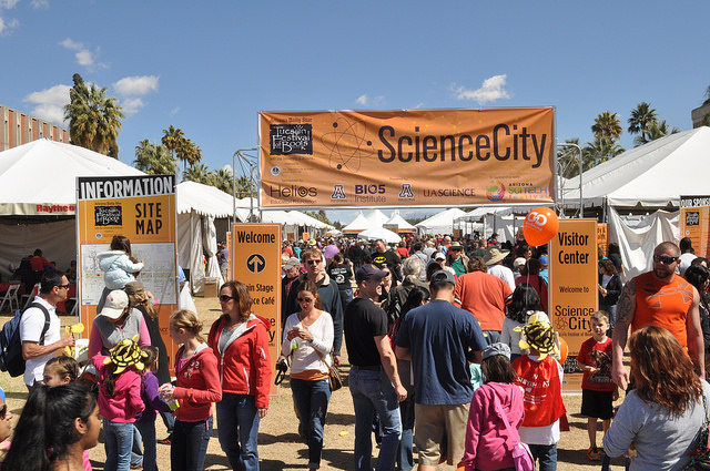 Arizona SciTech Festival Popularizes STEM Education
