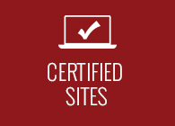 Certified Sites